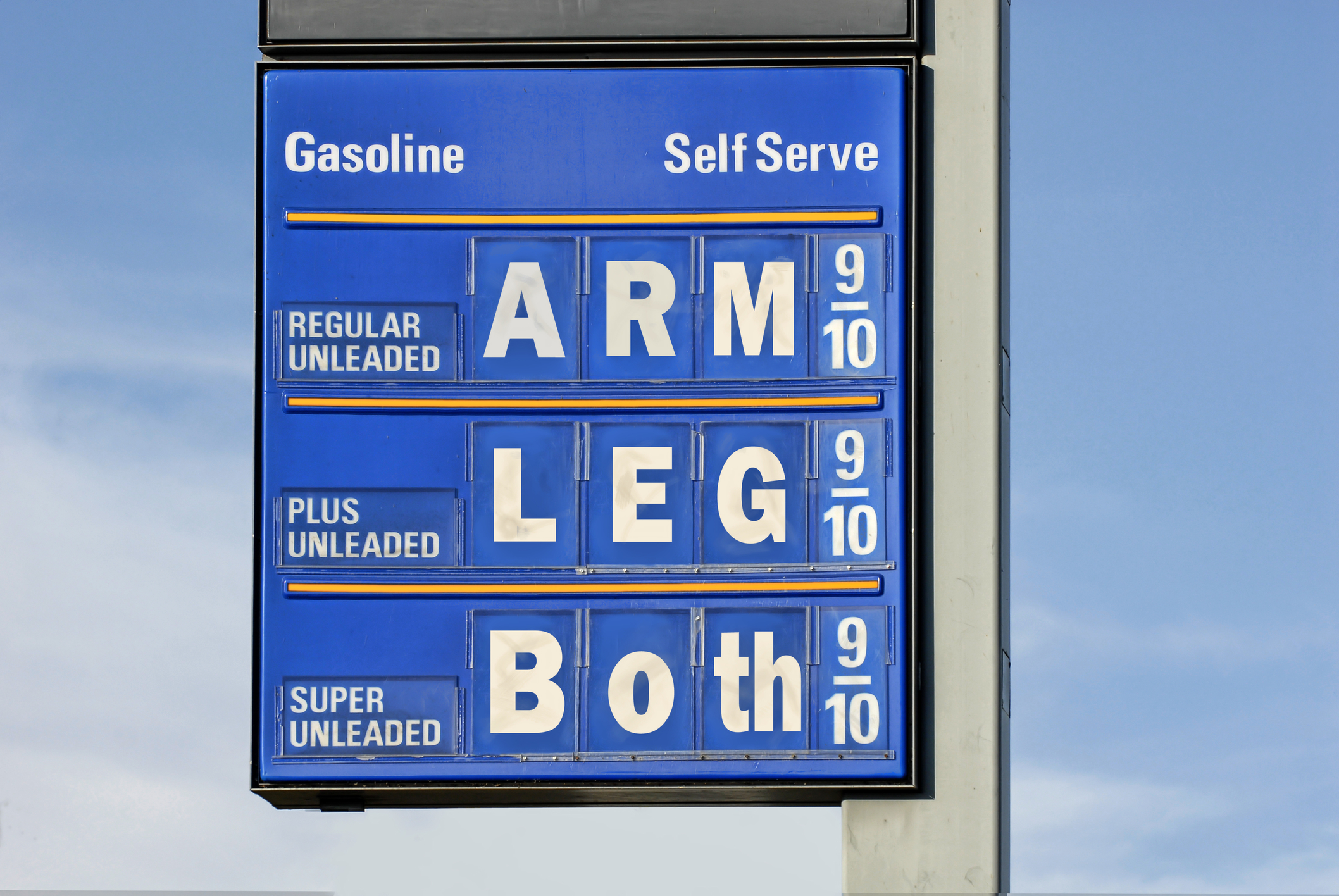 © Heather Craig fuel price_1123641