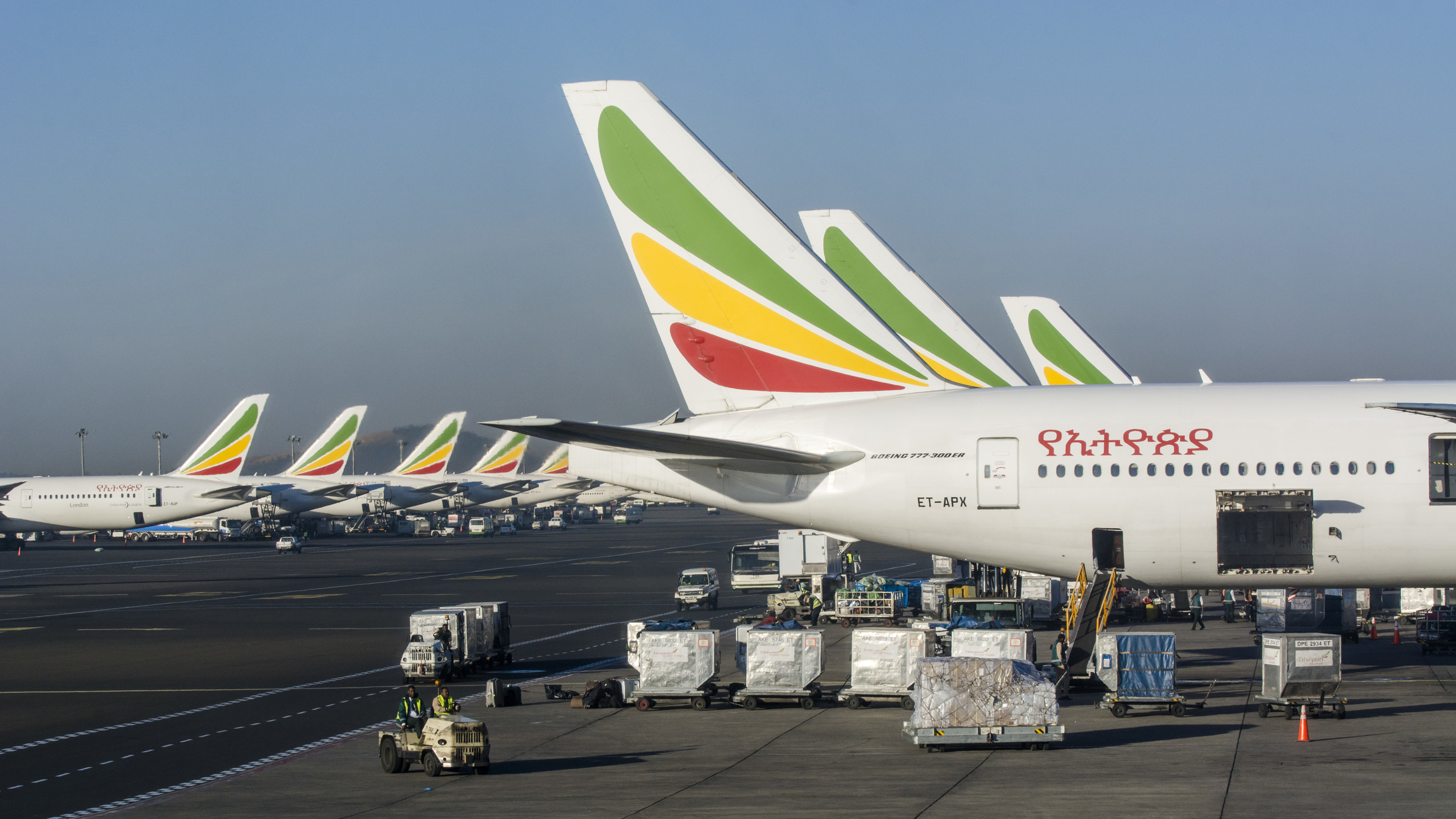 DHL the first global forwarder to establish a footprint in Ethiopia