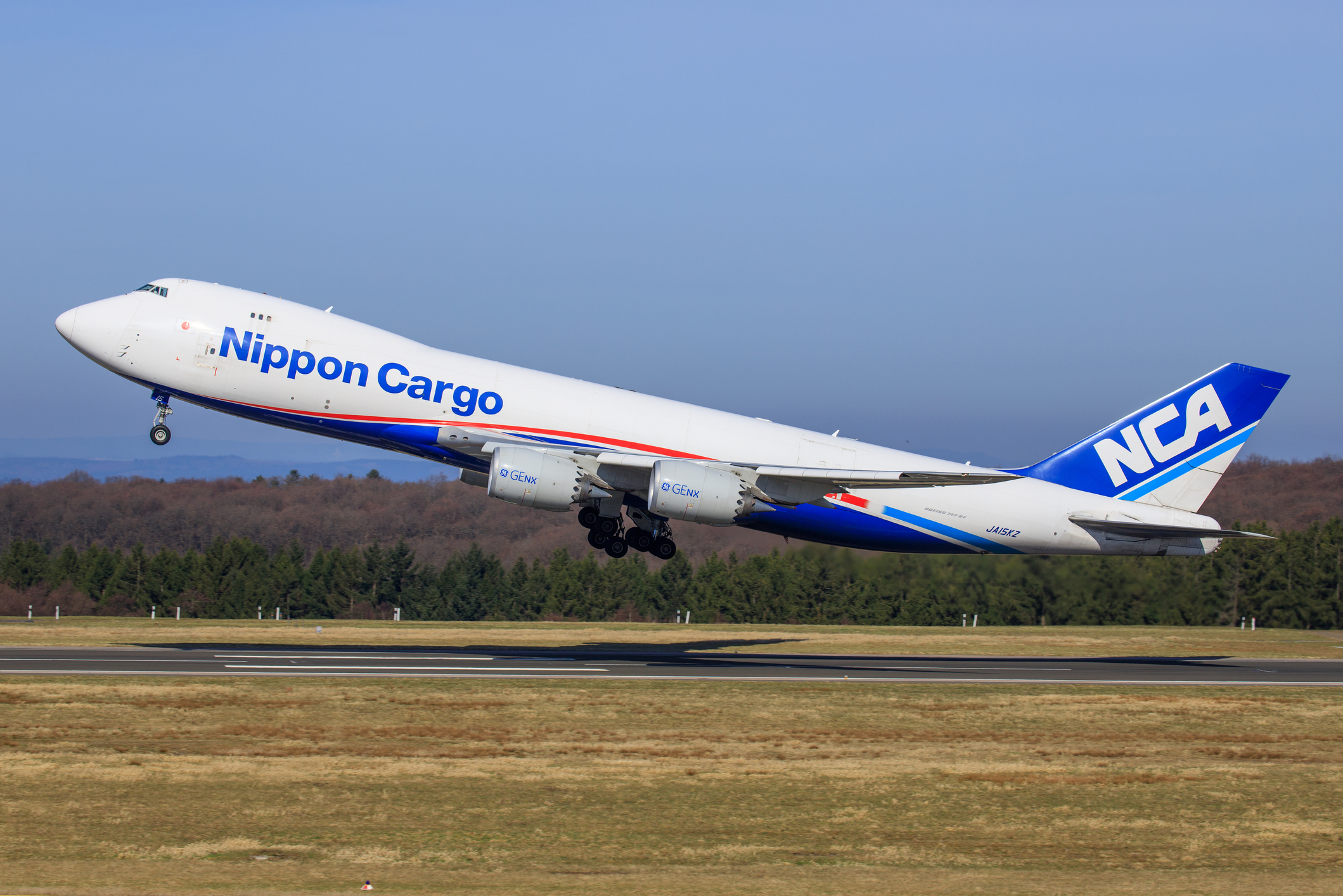 © Mike Fuchslocher | nippon cargo airlines NCA