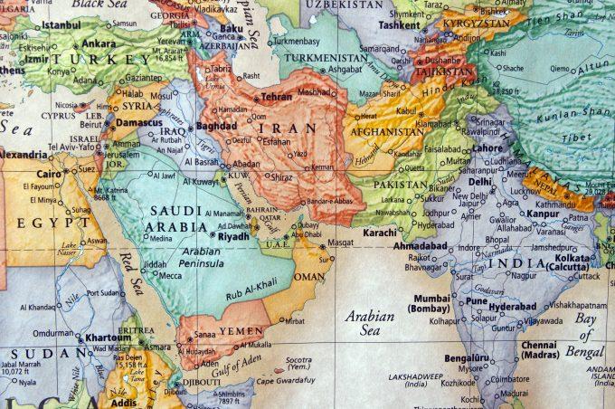 iran india © Robert Hale |