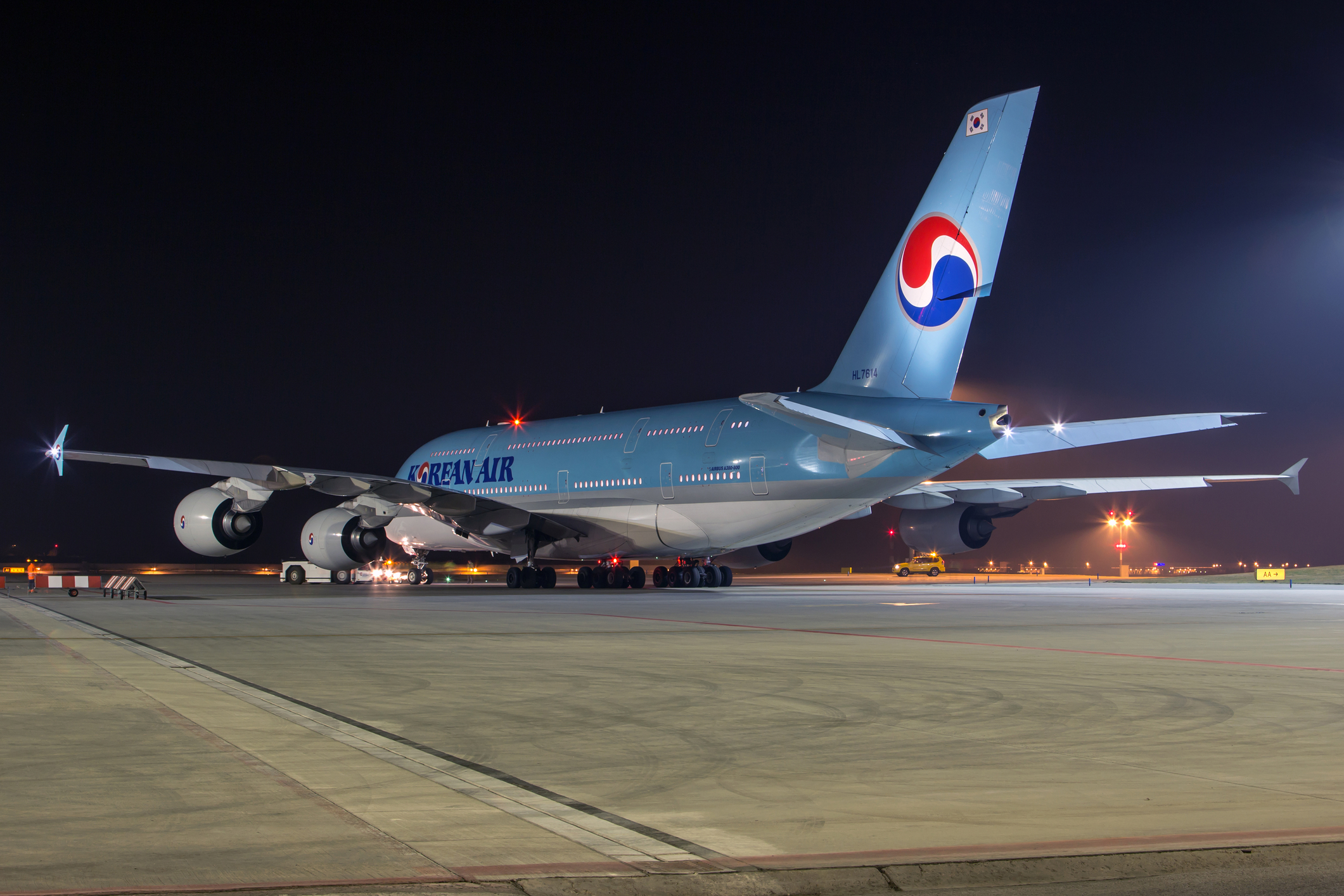 © Senohrabek korean air 39121735