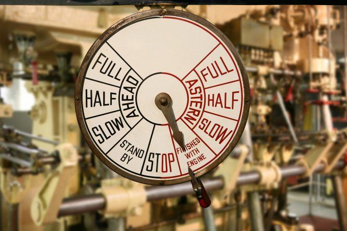 © Stephen Coburn |ship fuel control