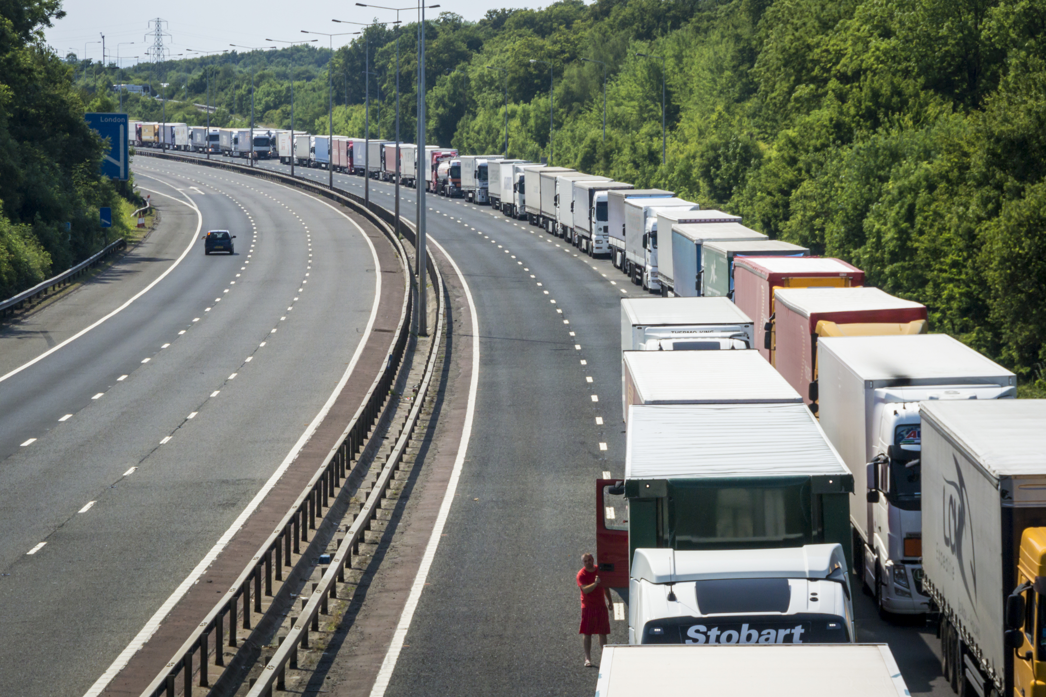 © Sue Martin |operation stack