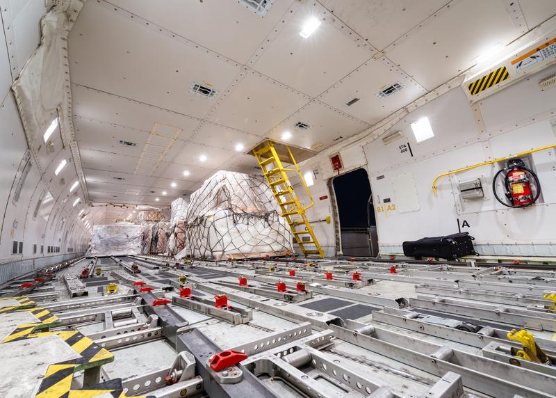 © Tratong air cargo