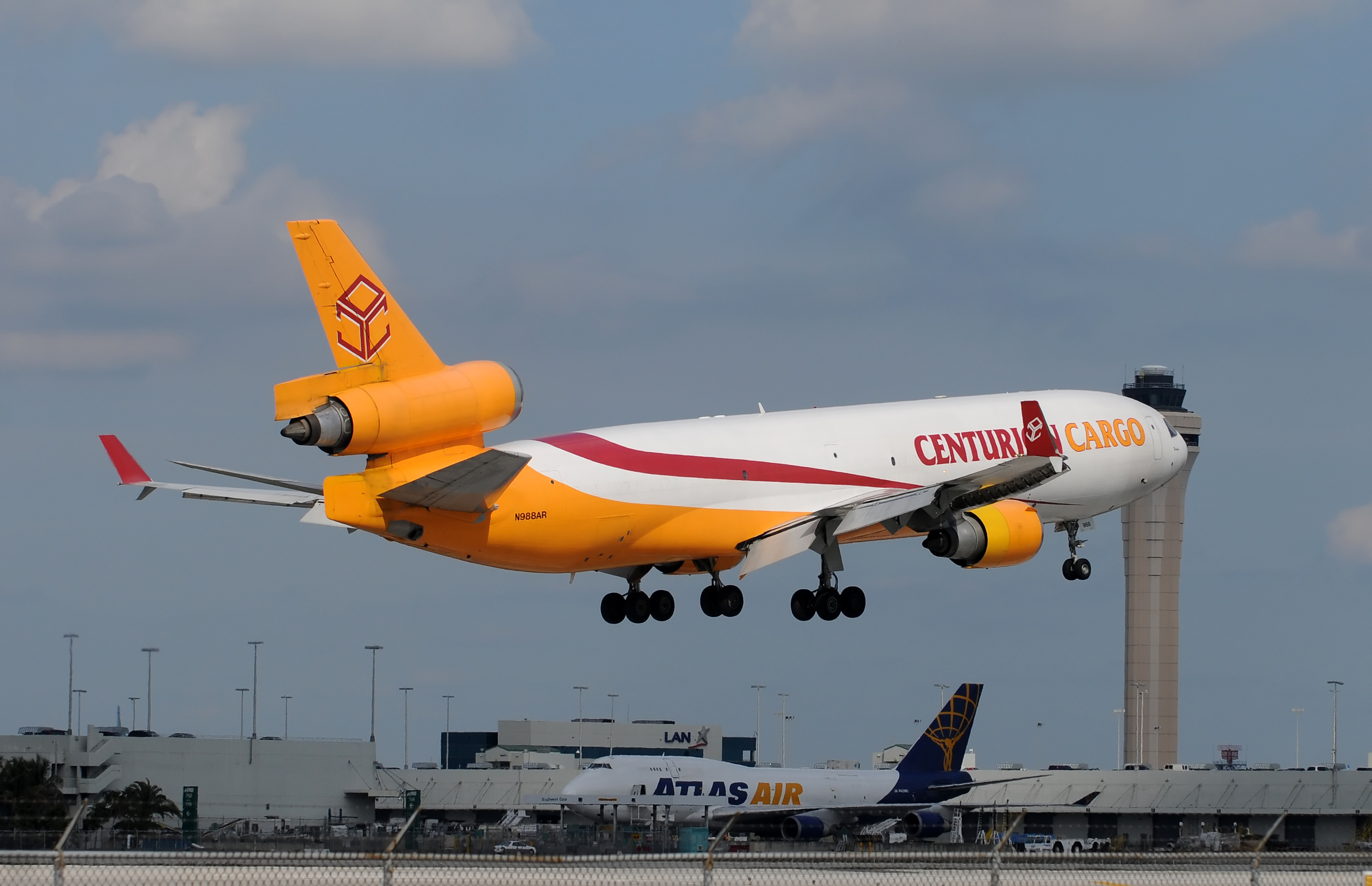 All-cargo airlines feel the heat as air cargo market weakens
