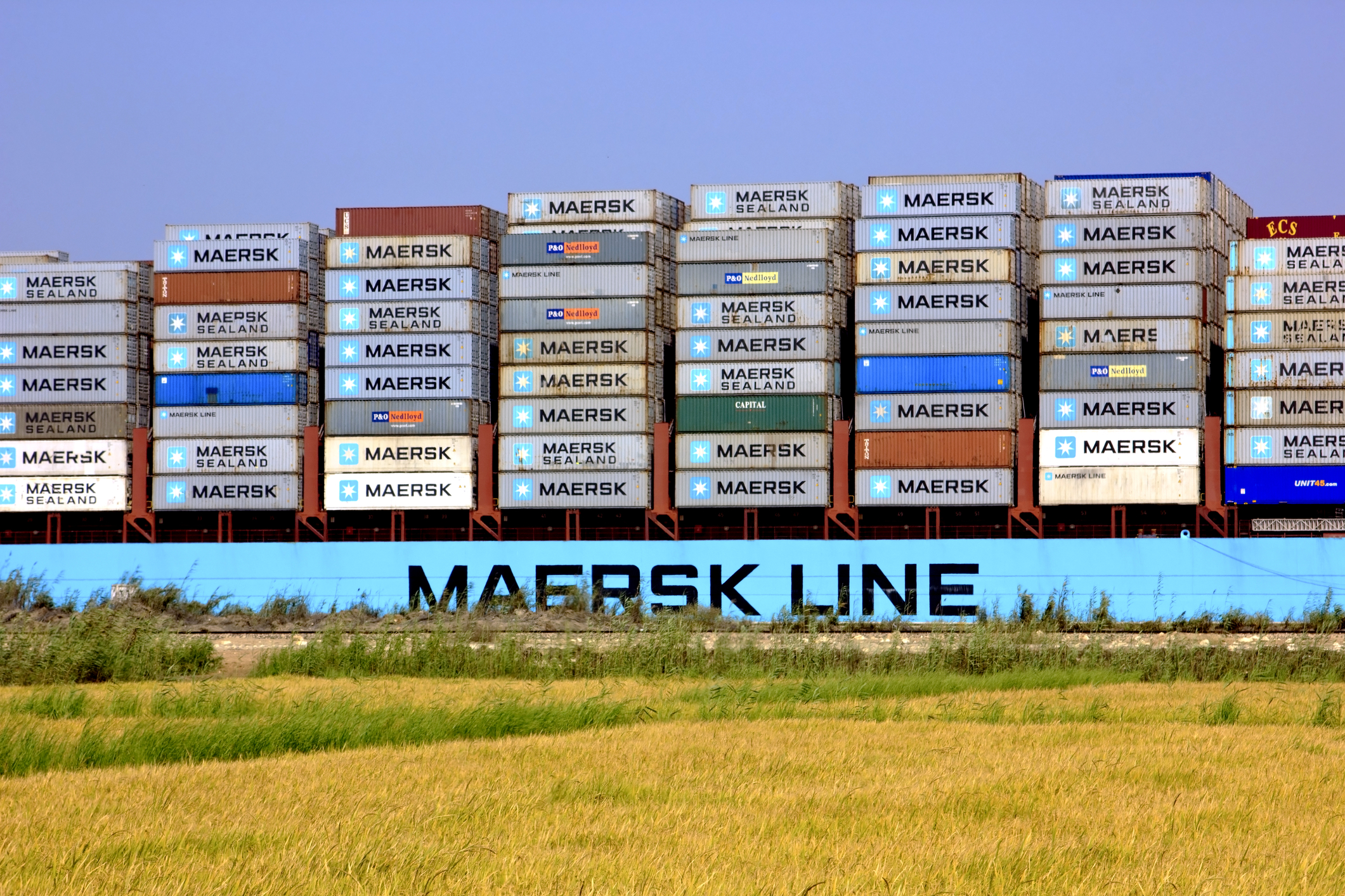 World's Biggest Shipping Company Counts Cost Of Cyberattack