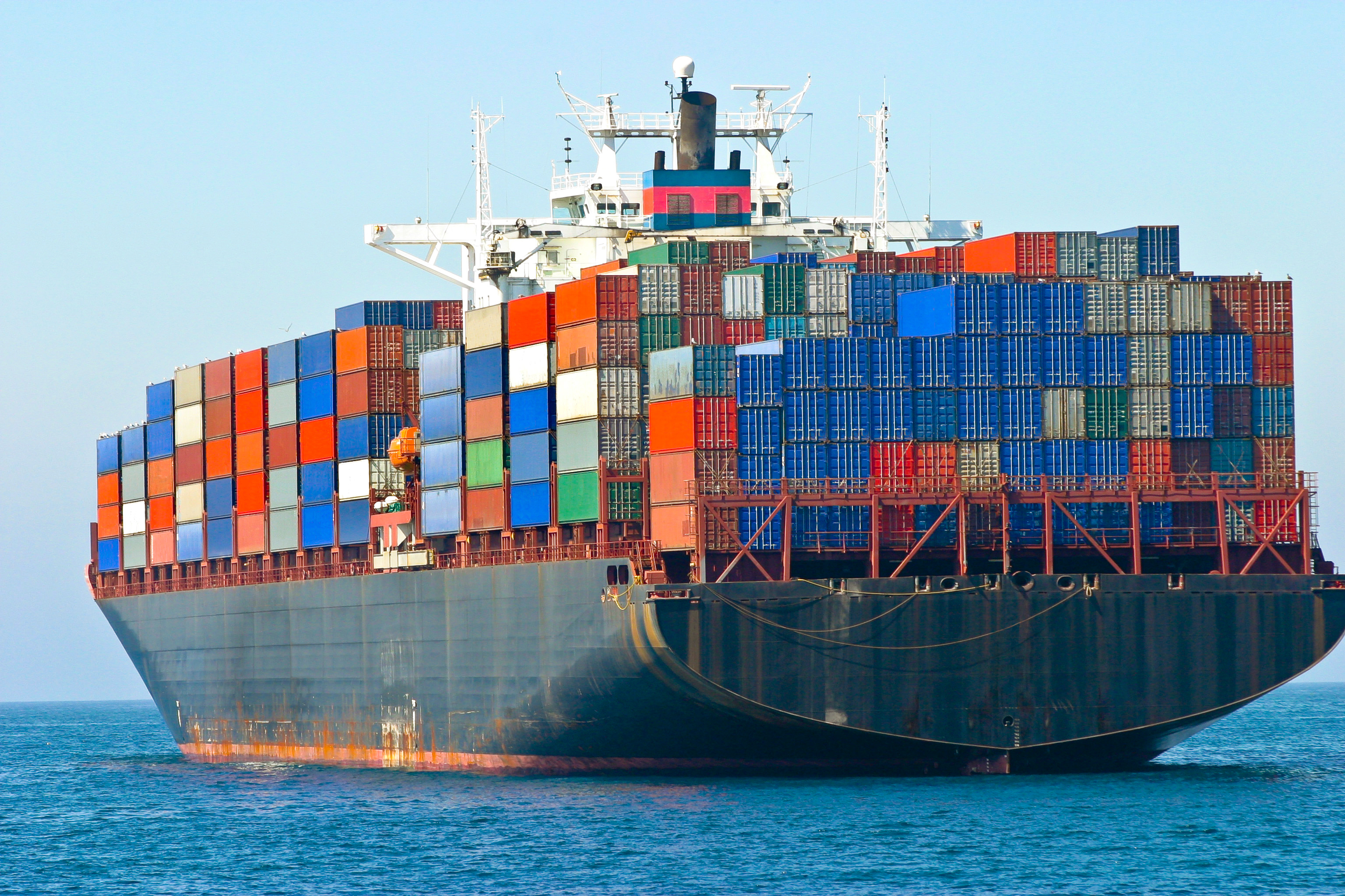 Could autopiloted cargo ships be the future of shipping tech?