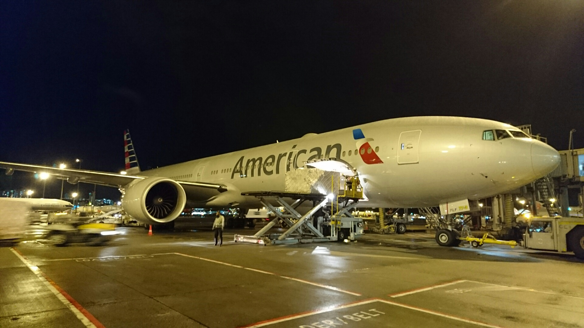 American Airlines Cargo Expands Asia Network With New