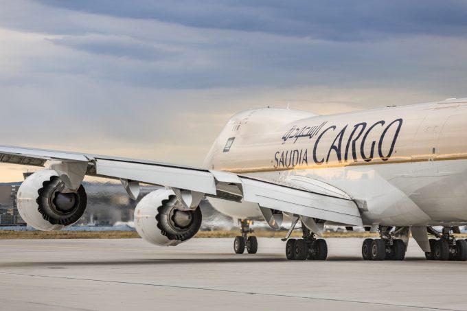 Saudia Cargo, B 747-8F