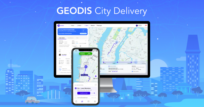 """Geodis City Delivery"" for even faster urban deliveries ..."