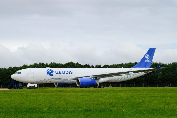 210831 GEODIS' Freighther