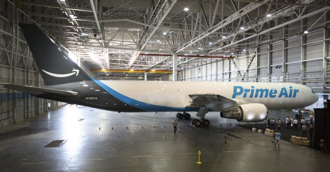 Amazon Prime air One