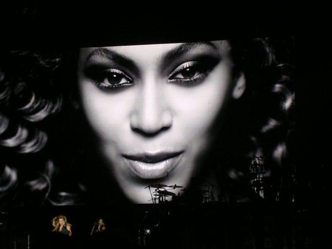 Beyonce - Cristin Farmer