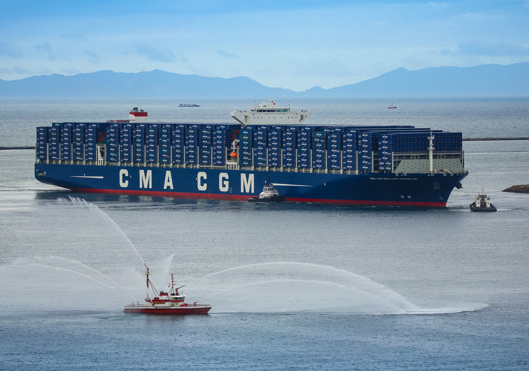 Analysis How Long Before Cma Cgm Heads To The Stock