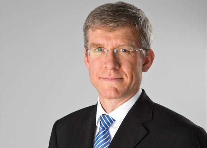 DB Cargo CEO Roland Bosch