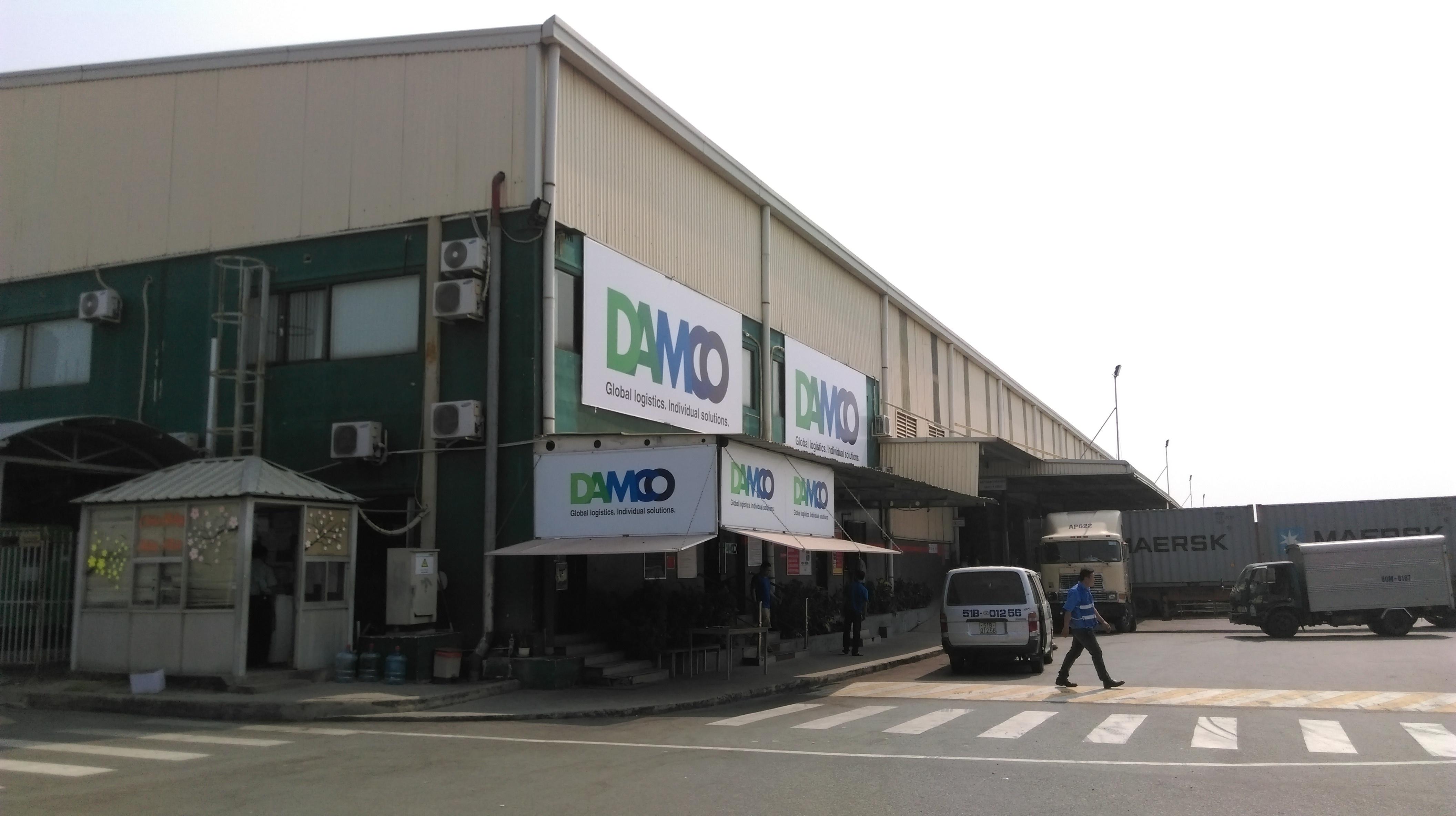 logistics in vietnam Cj logistics opens the door to new horizons in the global logistics market.