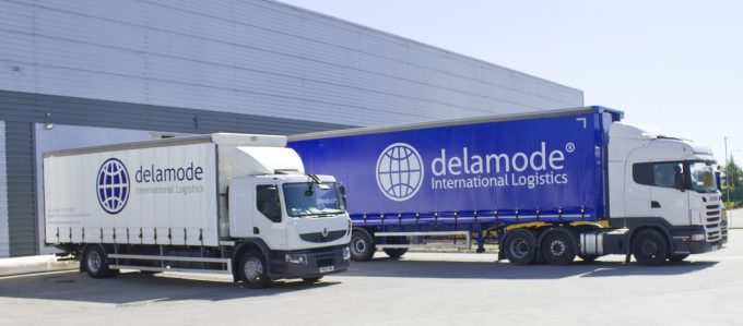 Delamode trailers