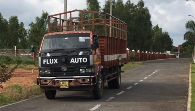 Flux Auto - self-driving