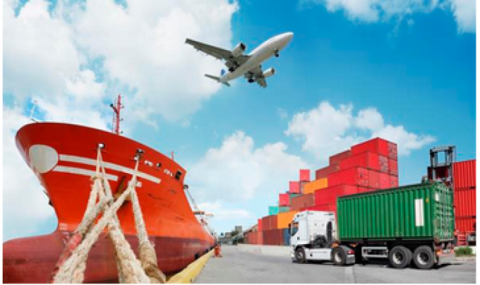 Global Freight Forwarding 2018 image