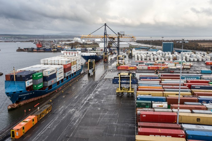 Forth Ports Busiest Day Pic Peter Devlin