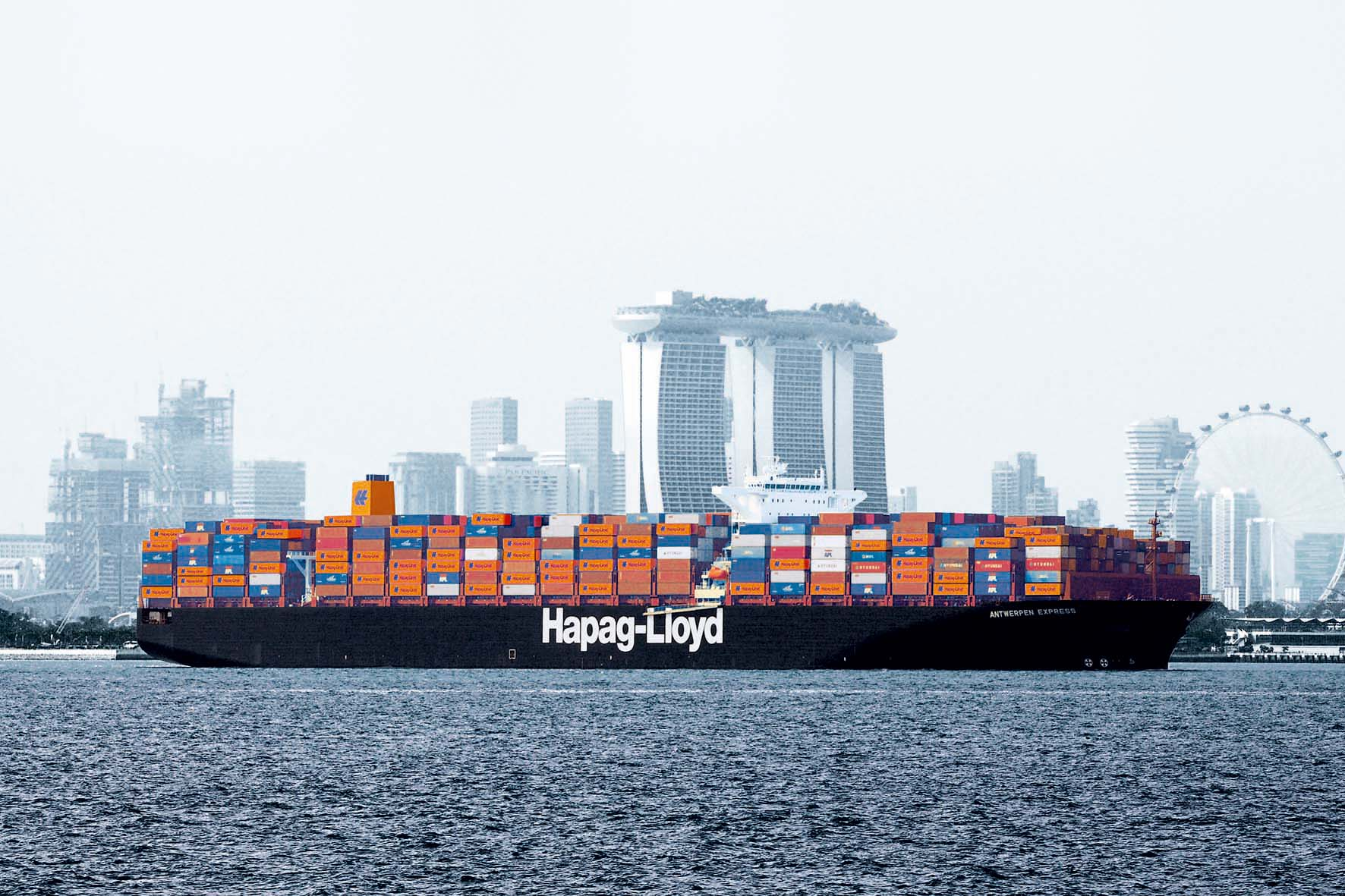 Hapag-Lloyd becomes latest carrier to bring in container