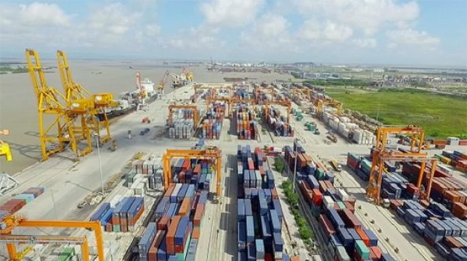Haiphong International Container Terminal