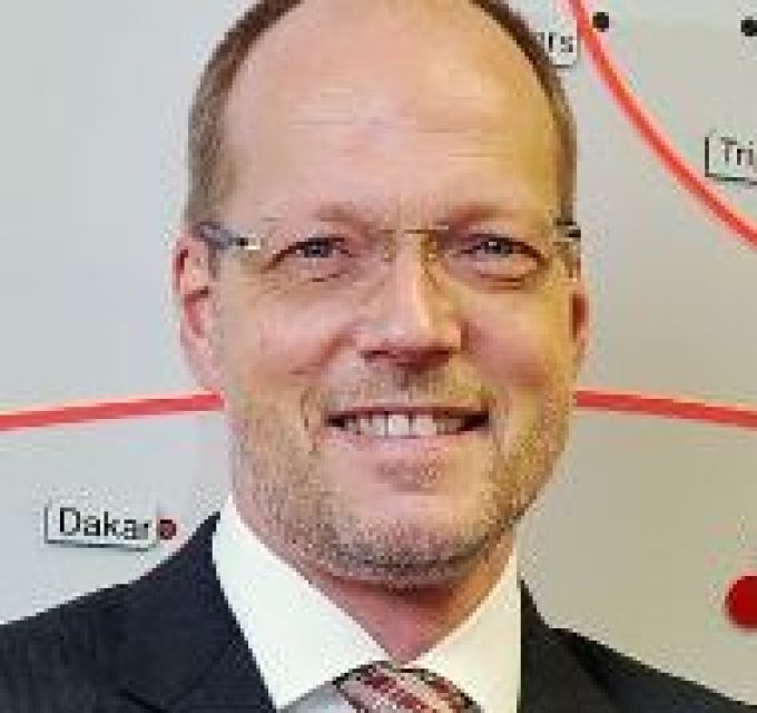 Henrik Ambak, Senior Vice President, Cargo Operations Worldwide, Emirates SkyCargo