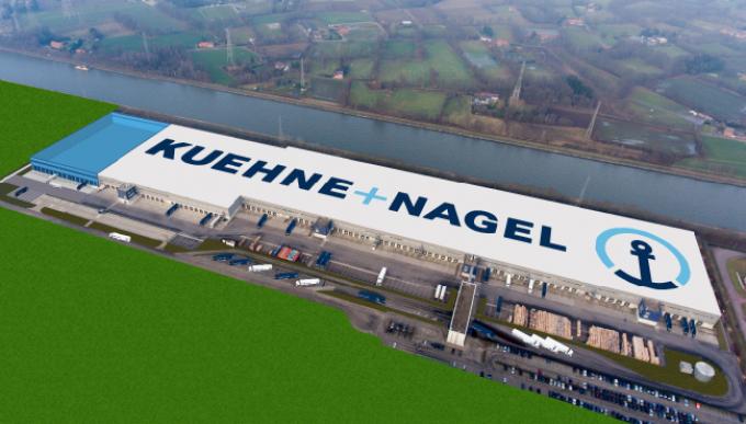 K+N - Geel, Belgium, Expansions