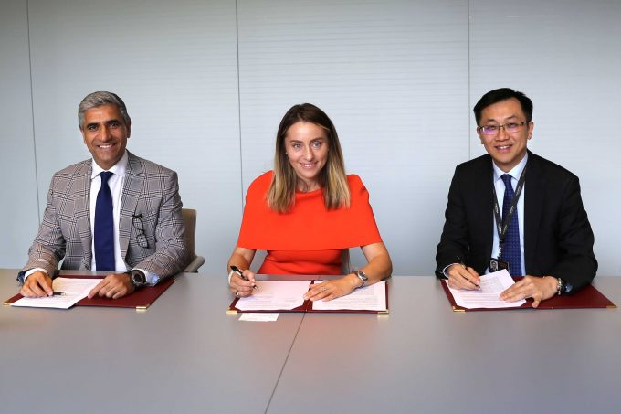 Kerry Logistics signs strategic cooperation with Anaklia City