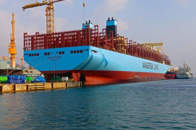 Madrid Maersk2