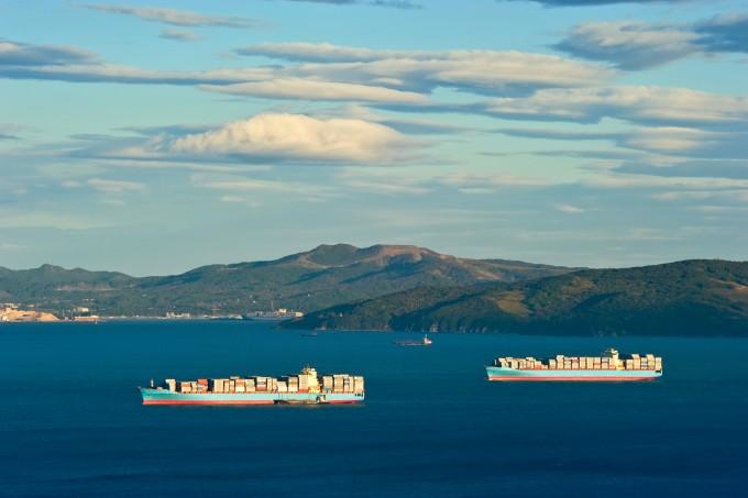 Maersk © Vladimir Serebryanskiy
