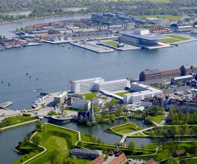 Maersk HQ