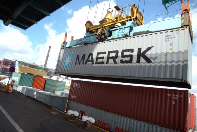 maersk-container