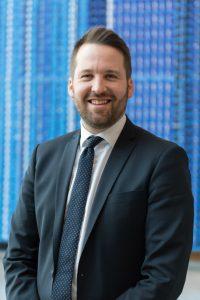 Marius Johansen, VP Business Solutions & Marketing, WSS