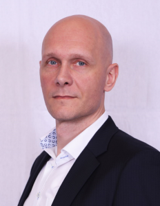 Recently appointed chief operating officer Morten Damgaard
