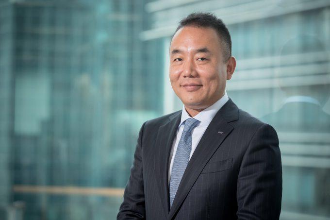 Mr Kevin Chen - Managing Director Air & Sea Logistics Far East South