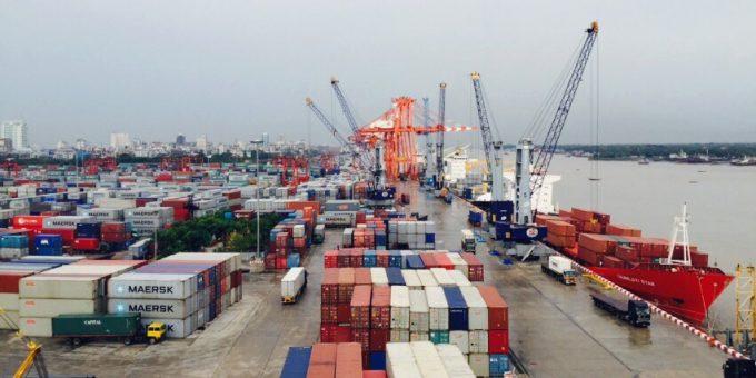 Myanmar Industrial Port