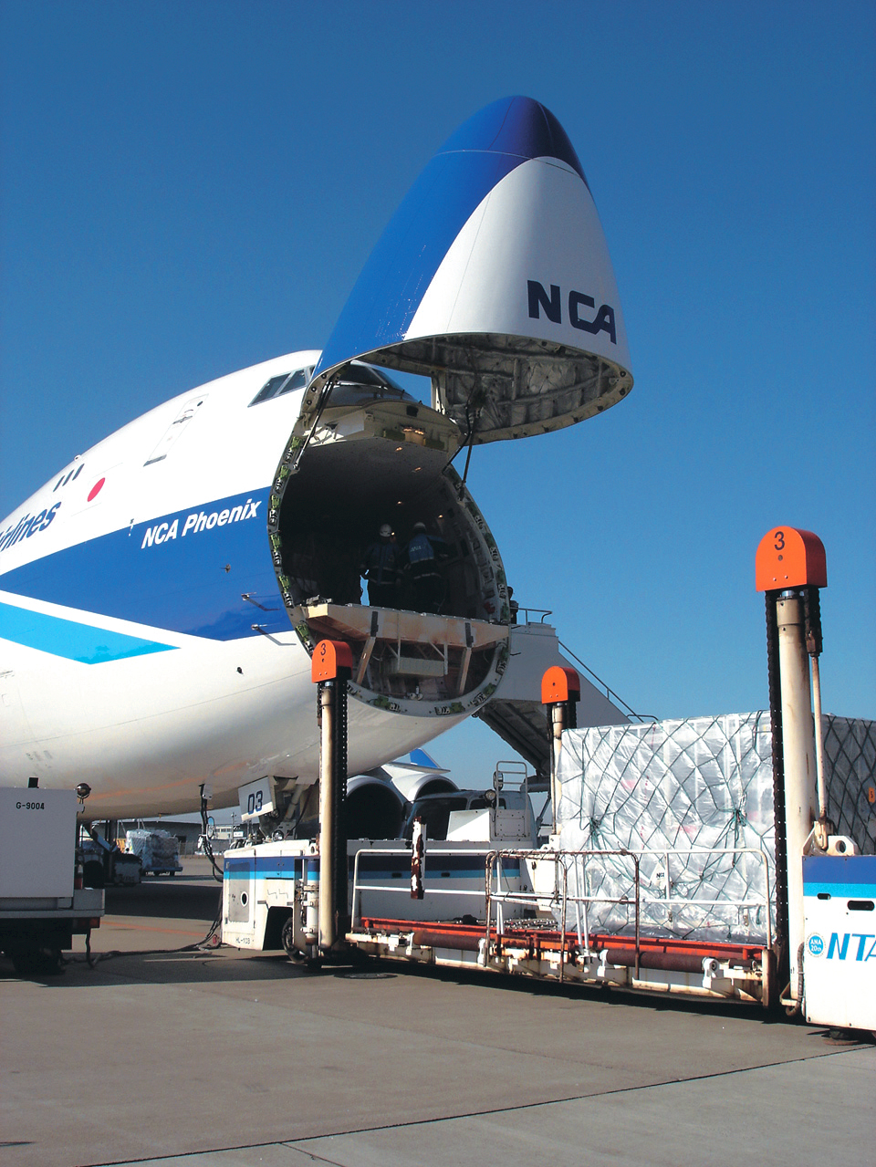 Agreement With Atlas Air Gives Nippon Cargo The Runway To