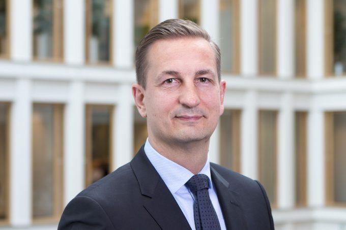New ABP Chief Executive Henrik Pedersen