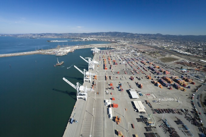 Oakland Outer Harbour
