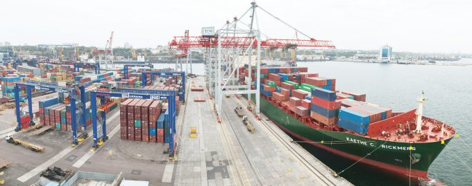 Odessa Container Terminal