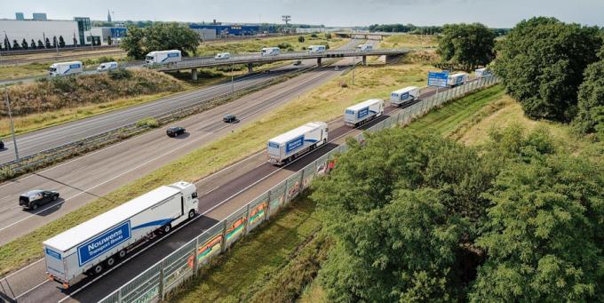 Pharma Gateway Amsterdam member Nouwens Transport achieves CEIV Certification