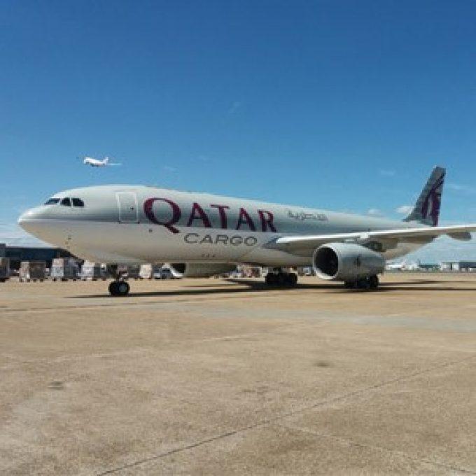 Qatar Cargo A330