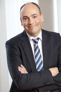 Hapag-Lloyd chief executive Rolf Habben Jansen