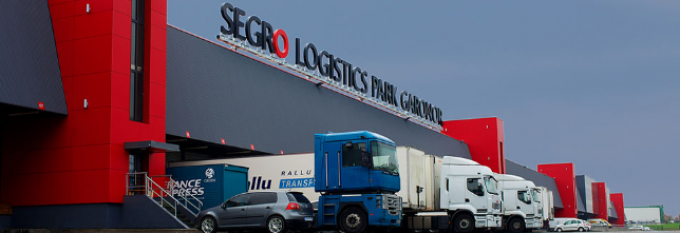 segro - Warehouse Specialist
