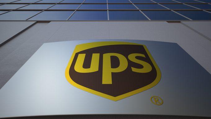 UPS © Alexey Novikov