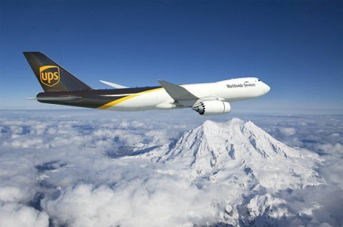 747-8F First Flight