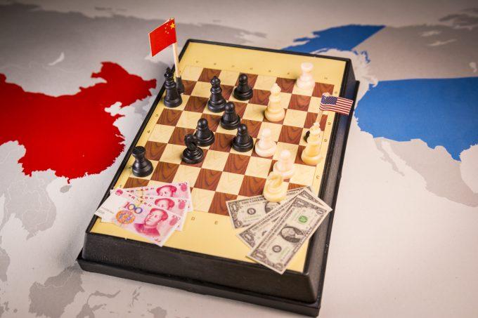 US china trade war © Tanaonte
