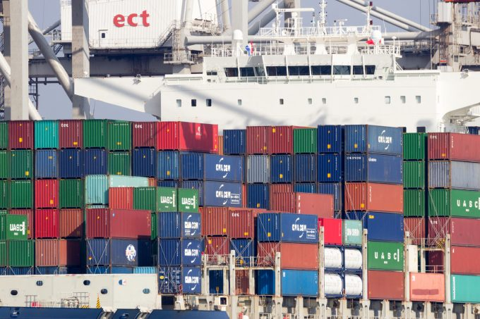 Slide in container freight rates may be beginning to level out - The
