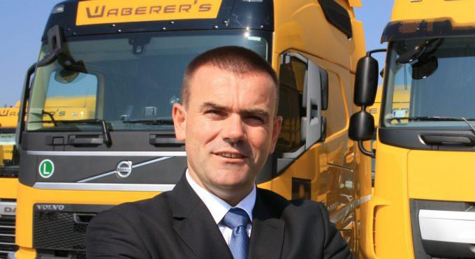 Waberer's CEO - Ferenc Lajko